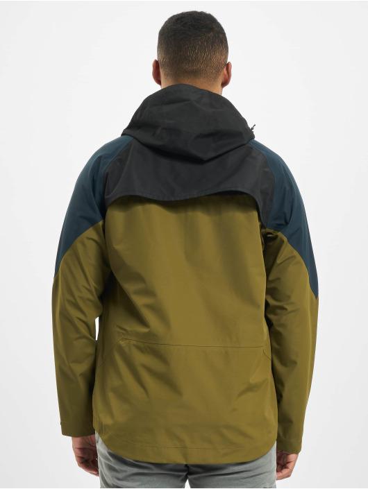 Reell Jeans Zimné bundy Modular Tech olivová