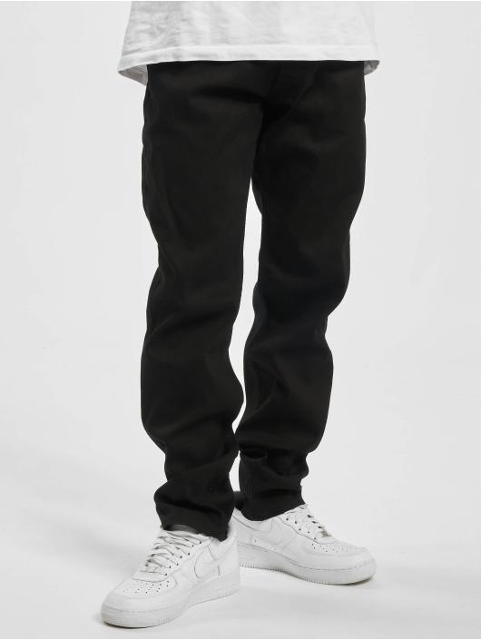 Replay Slim Fit -farkut Anbass musta