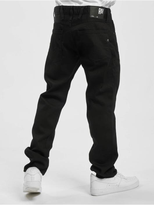 Replay Slim Fit Jeans Anbass čern