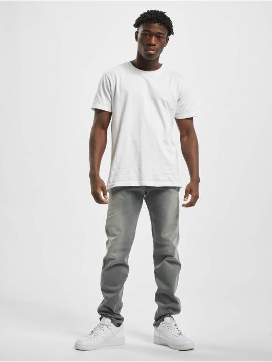 Replay Slim Fit Jeans Anbass šedá