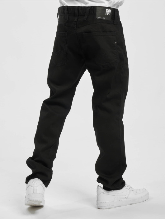 Replay Slim Fit Jeans Anbass черный