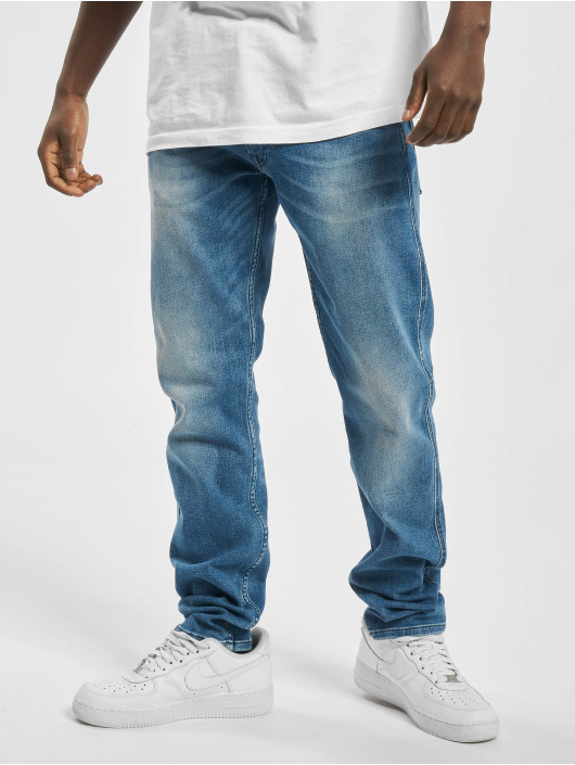 Replay Slim Fit Jeans Anbass blå