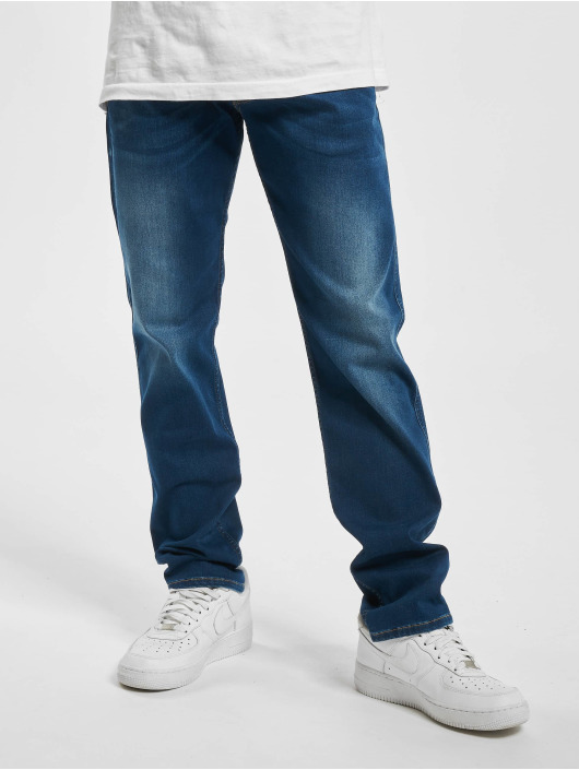 Replay Slim Fit Jeans Denim Anbass blå