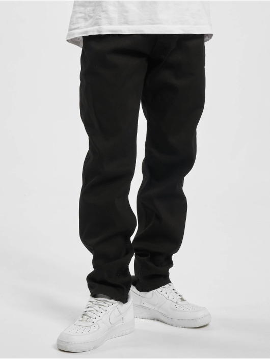 Replay Slim Fit Jeans Anbass black