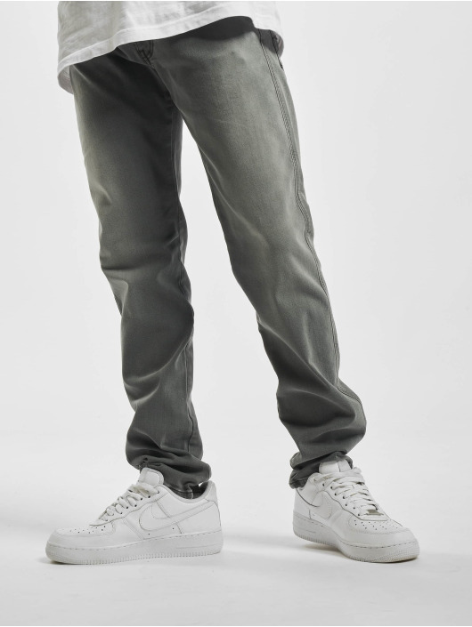 Replay Slim Fit Jeans Anbass grau