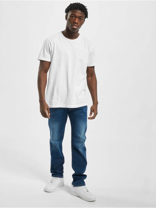 Replay Slim Fit Jeans Denim Anbass modrý