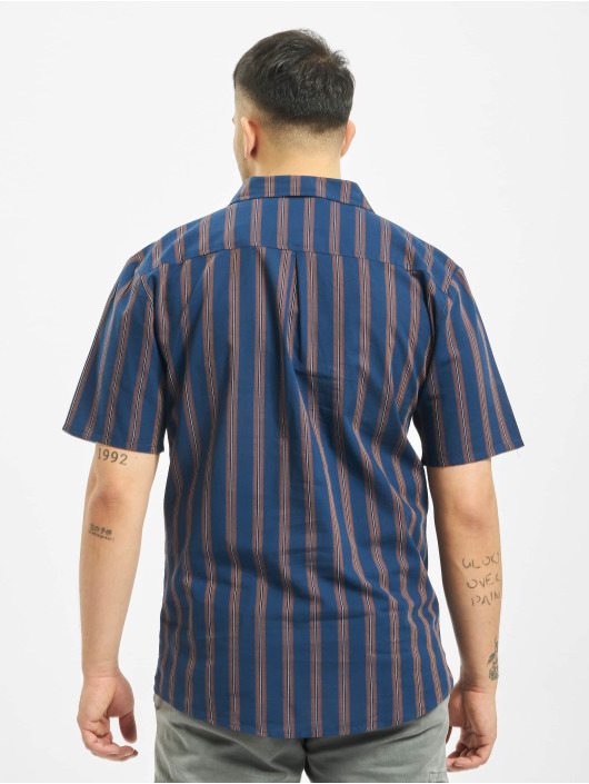 Revolution Camisa Striped azul