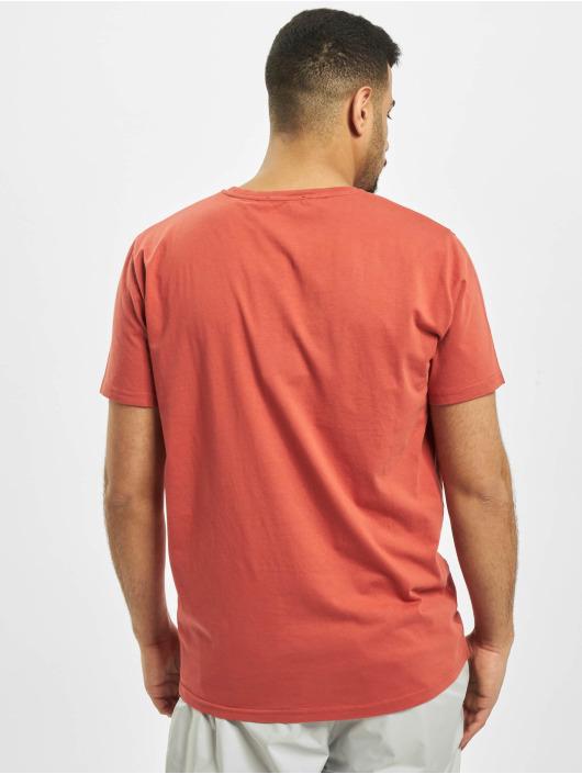 Revolution Camiseta Embroidery rojo