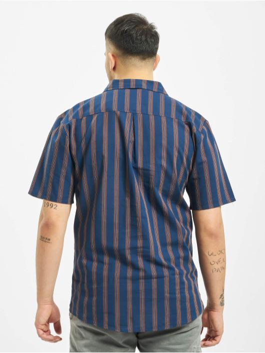 Revolution Hemd Striped blau