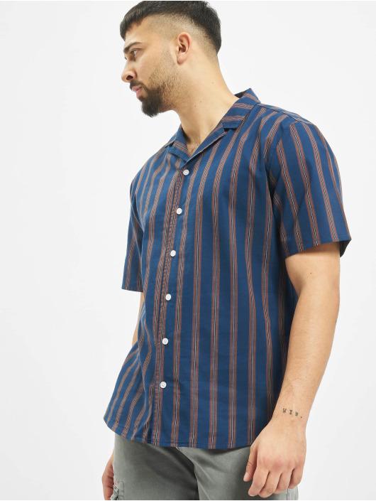 Revolution overhemd Striped blauw