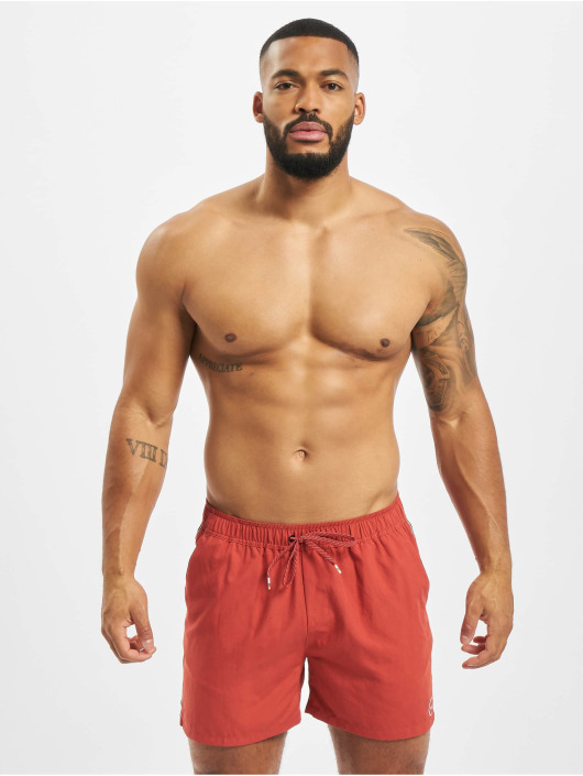 Revolution Short de bain Stripe rouge