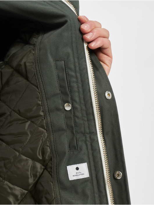 Revolution Winter Jacket Leif olive