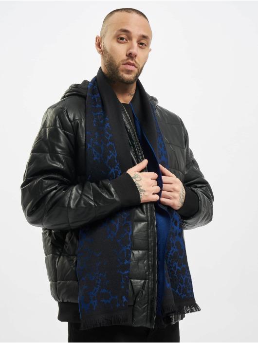 Roberto Cavalli sjaal 2 Tone zwart
