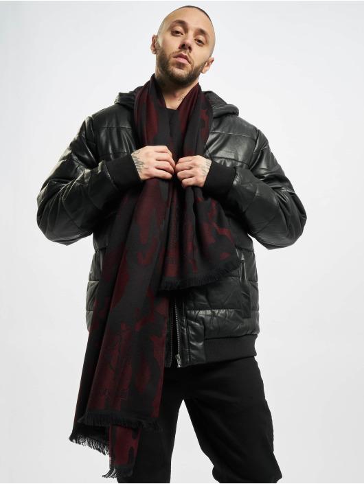 Roberto Cavalli sjaal Camo zwart