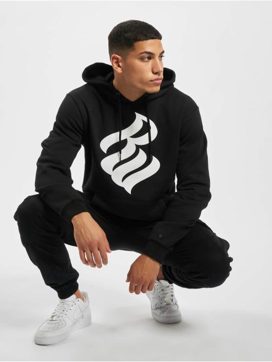 Rocawear Bluzy z kapturem Basic czarny