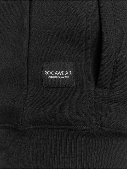 Rocawear Bluzy z kapturem RW Zebra H czarny