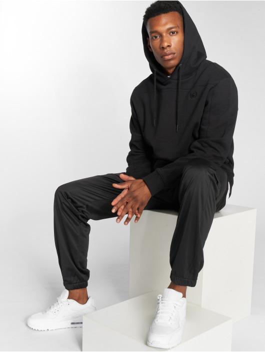 Rocawear Bluzy z kapturem Easy H czarny