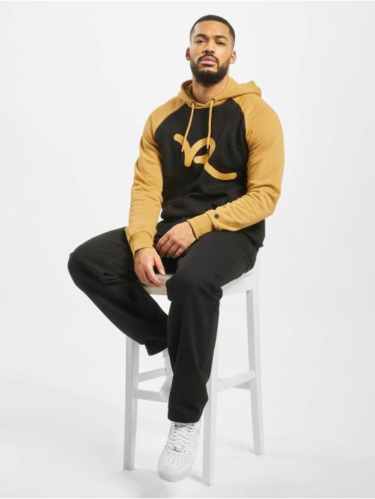 Rocawear Bluzy z kapturem Raglan czarny