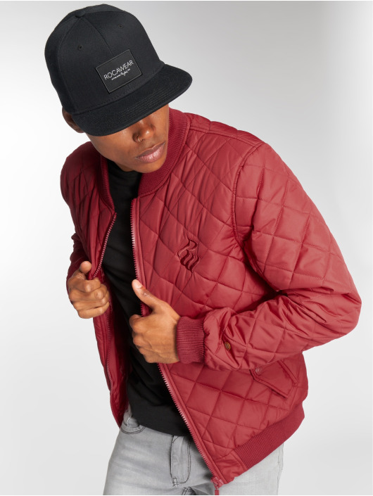 Rocawear Bomber jacket RW Bomber red