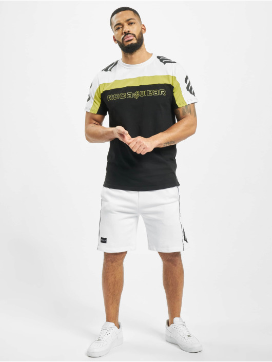 Rocawear Camiseta Hudson blanco