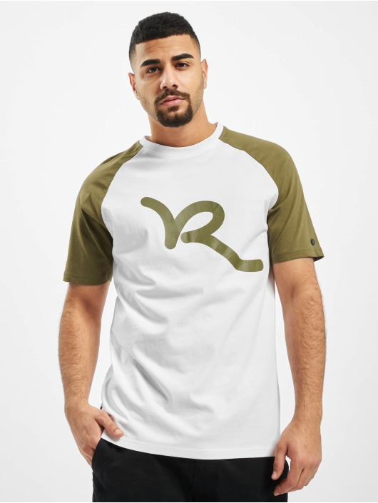 Rocawear Camiseta Bigs blanco