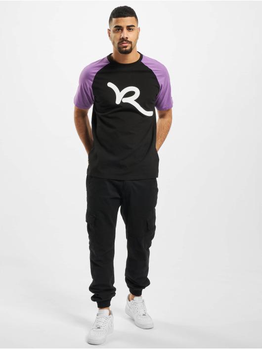 Rocawear Camiseta Bigs negro