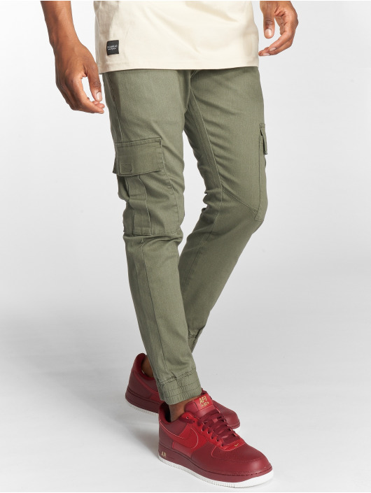 Rocawear Cargo pants Cargo Fit olive