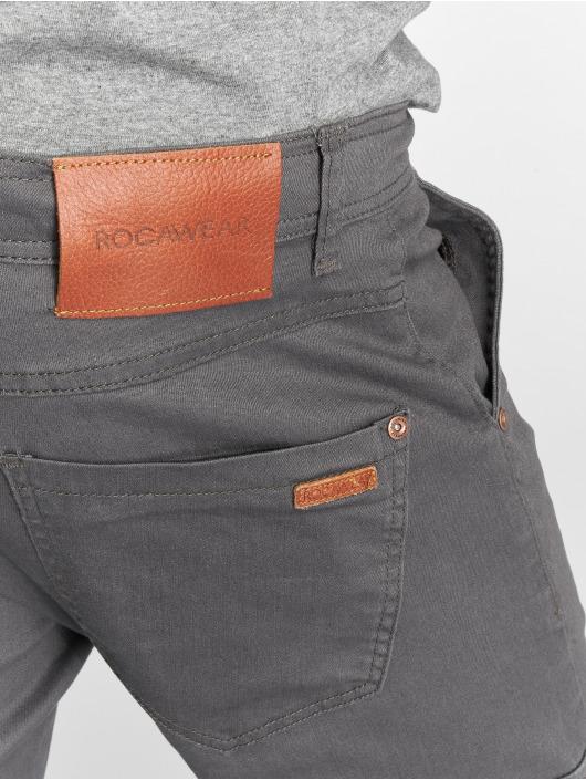 Rocawear Cargobroek Cargo Fit grijs