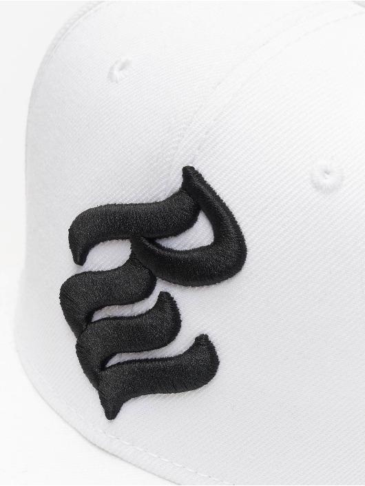 Rocawear Casquette Snapback & Strapback Nam blanc