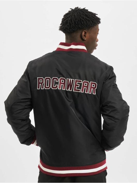 Rocawear College Jacke Dyker schwarz