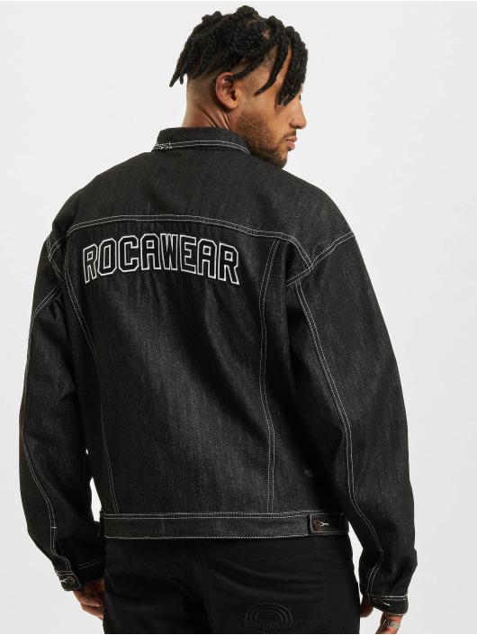 Rocawear Denim Jacket Brigthon black