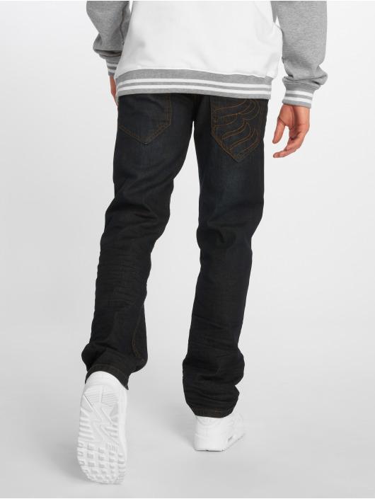 Rocawear Dżinsy straight fit Relax Fit niebieski