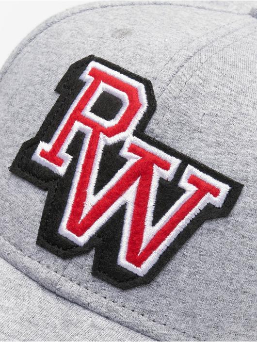 Rocawear Fitted Cap Hoang grau