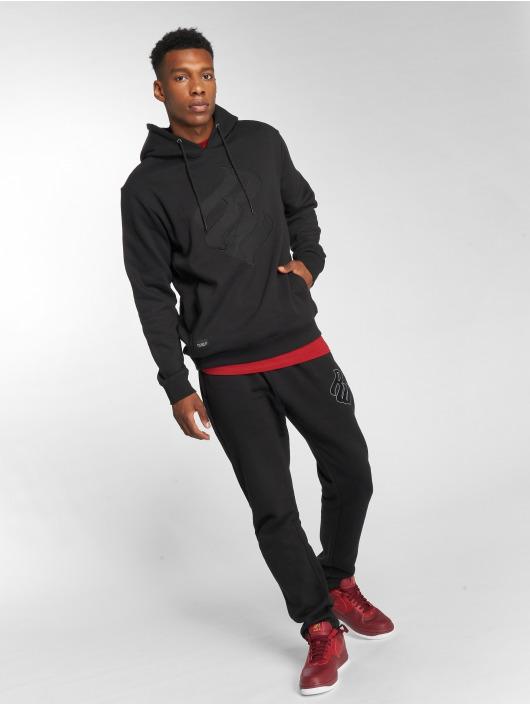 Rocawear Hoodie Logo Stich black