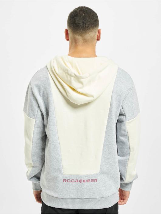 Rocawear Hoodies Viola grå