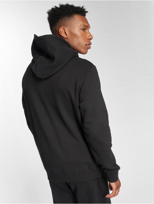 Rocawear Hoody Logo Stich schwarz