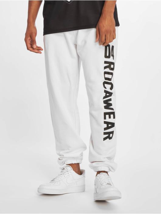 Rocawear Joggebukser Fleece hvit