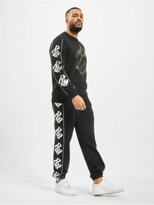 Rocawear Jogging kalhoty Hudson čern