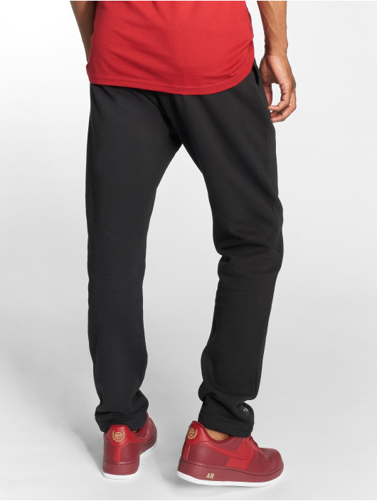 Rocawear Jogginghose Fleece schwarz