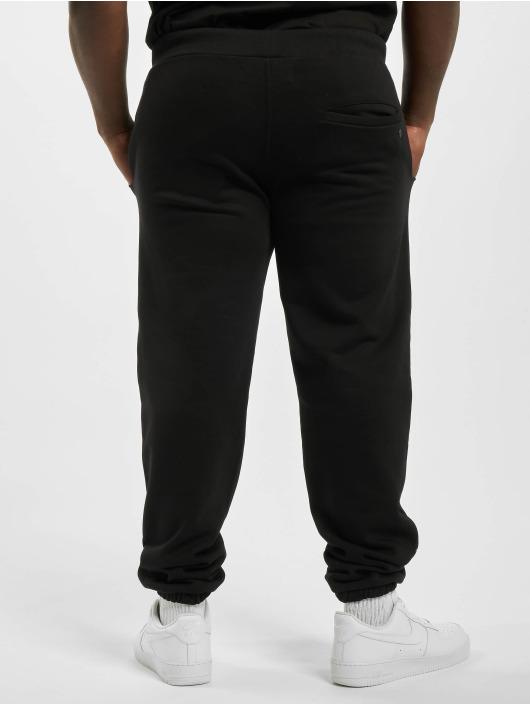 Rocawear Jogginghose Big Basic Fleece schwarz
