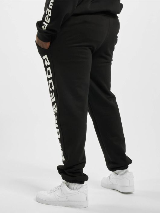 Rocawear Jogginghose Big Basic schwarz