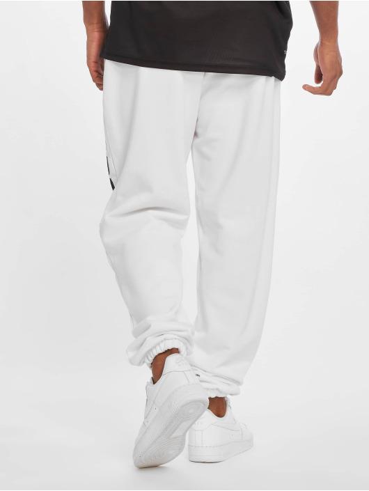Rocawear Jogginghose Fleece weiß