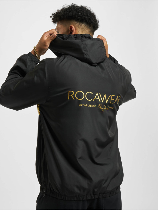 Rocawear Kurtki przejściowe Midas czarny