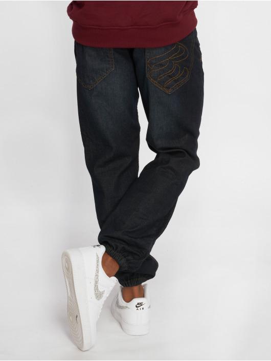 Rocawear Loose Fit Jeans Loose Fit blau