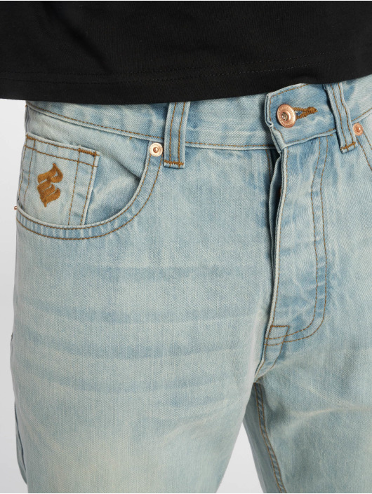 Rocawear Loose Fit Jeans WED blau