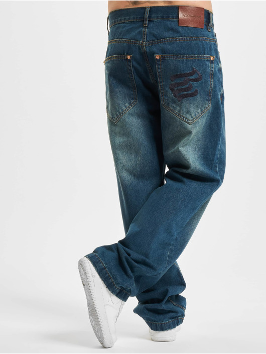 Rocawear Loose Fit Jeans WED blau
