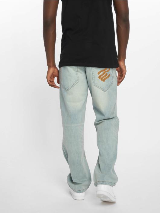 Rocawear Loose Fit Jeans WED niebieski