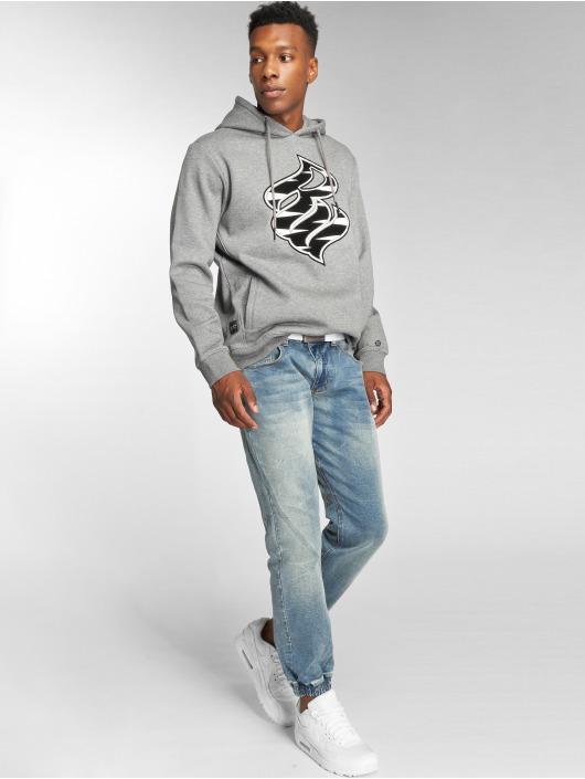 Rocawear Mikiny RW Zebra H šedá
