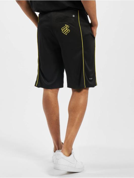 Rocawear Pantalón cortos Albany negro