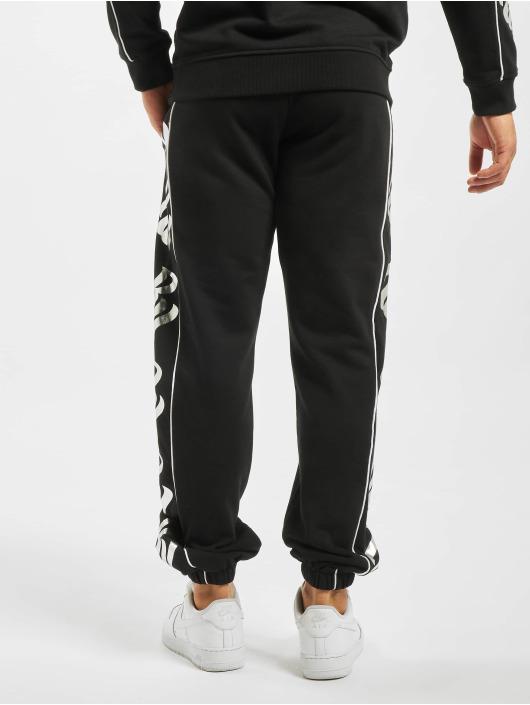 Rocawear Pantalone ginnico Hudson nero